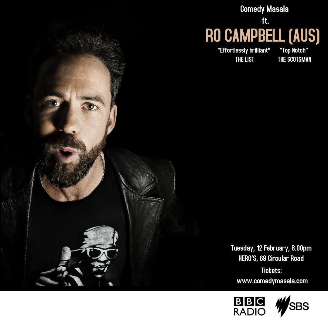 Ro Campbell - Feb 2019