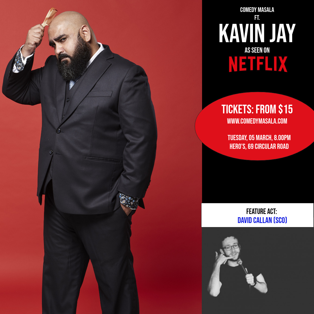 Kavin Jay - 05 March